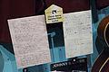 Chuck Berry's Handwritten Lyrics - Rock and Roll Hall of Fame (2014-12-30 12.20.05 by Sam Howzit).jpg
