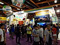 Chunghwa Telecom booth, Softex Taipei 20170409.jpg