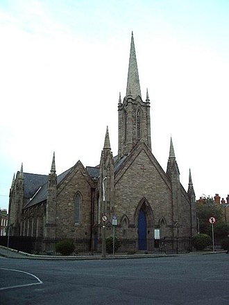 Rathmines - Church of Ireland, Holy Trinity, Rathmines