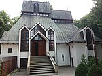 Church of Saint Albert Chmielowski (Ecce Homo Sanctuary) in Cracow, Poland.jpg