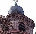 Church tower Jesuit church Mannheim.jpg
