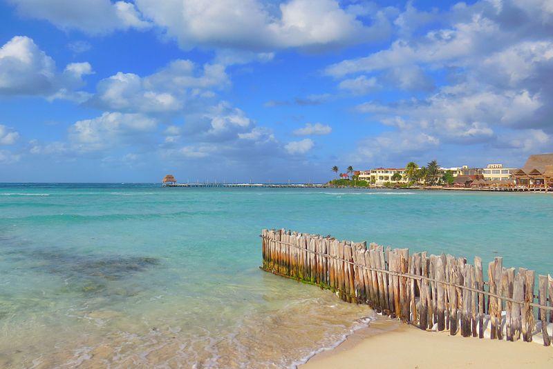 Praias para visitar no México no verão