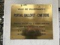 Cimetière de Villefranche-sur-Saône (Rhône, France) - novembre 2017 - 2.JPG