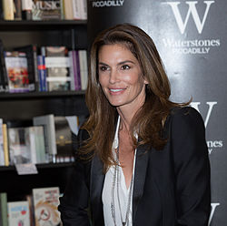 Cindy Crawford 2015-ben