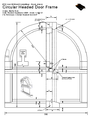 Circular Headed Door - Advanced Joinery Teaching Model.png