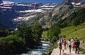 Cirque de Gavarnie, Pyrenes, France - panoramio.jpg