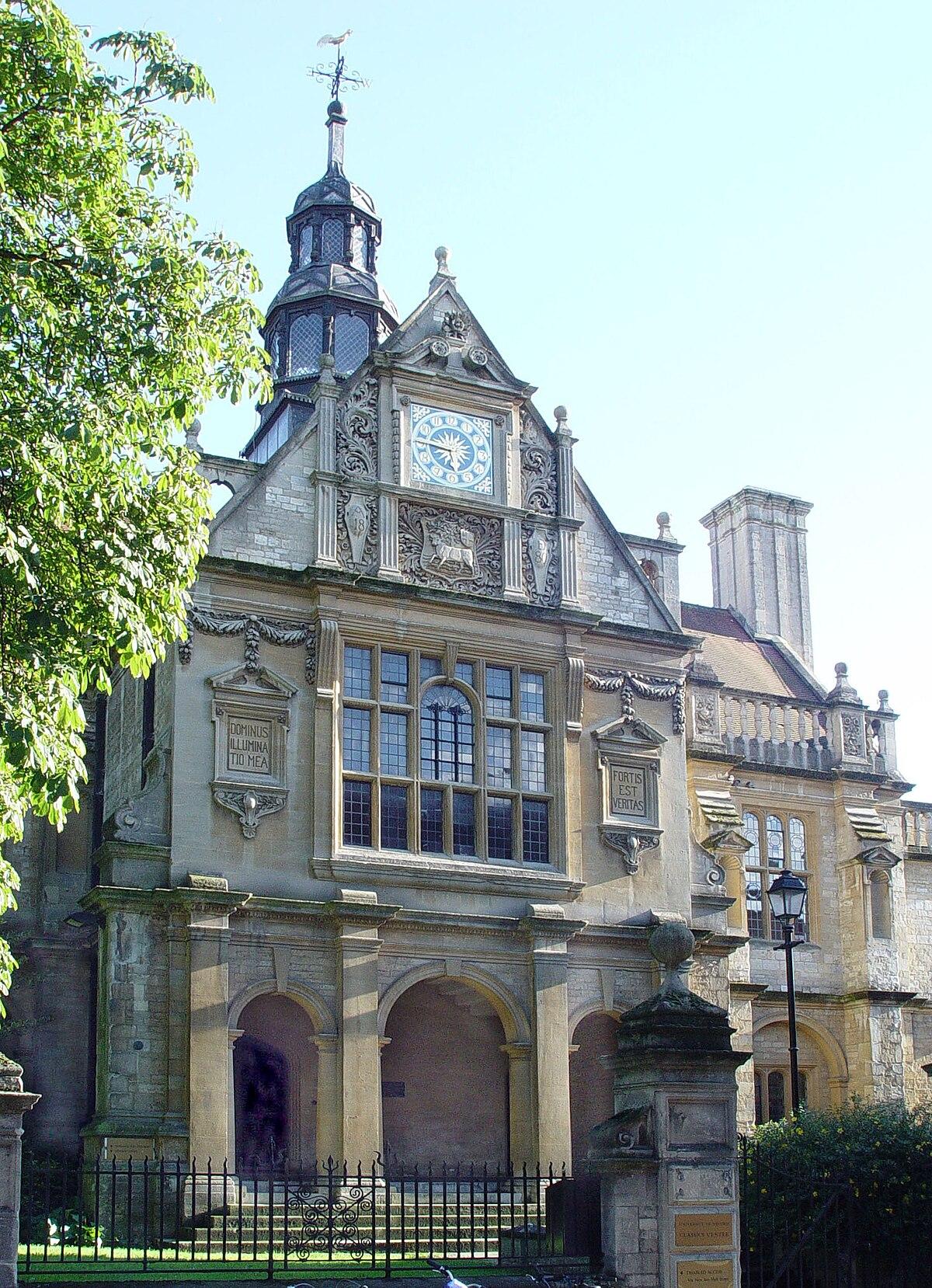 City Of Oxford High School For Boys