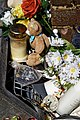 City of London Cemetery and Crematorium disgarded grave tributes detritus 3.jpg