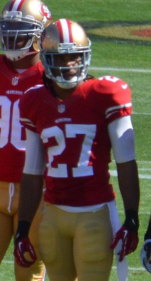 C. J. Spillman - Spillman with the 49ers in 2013.