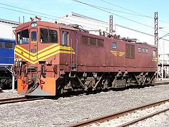 1978 in South Africa - Class 7E