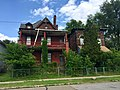 Cleveland, Central, 2018 - Andrew Dall, Jr., and James Dall Houses, Central, Cleveland, OH (28807006887).jpg