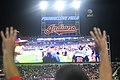 Cleveland Indians 22nd Consecutive Win (37272519345).jpg