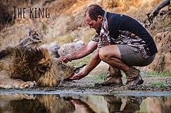Cliff walker with lion.jpg