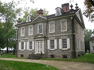 Cliveden benjamin chew house revolvy for 13 floor haunted house in pa