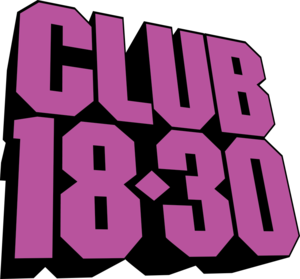Club 18-30 - Image: Club 1830 Pink 02