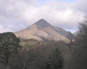 Cnicht - Cnicht from the south-west
