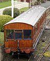 Coach, Town railway, Beamish Museum, 11 April 2012.jpg