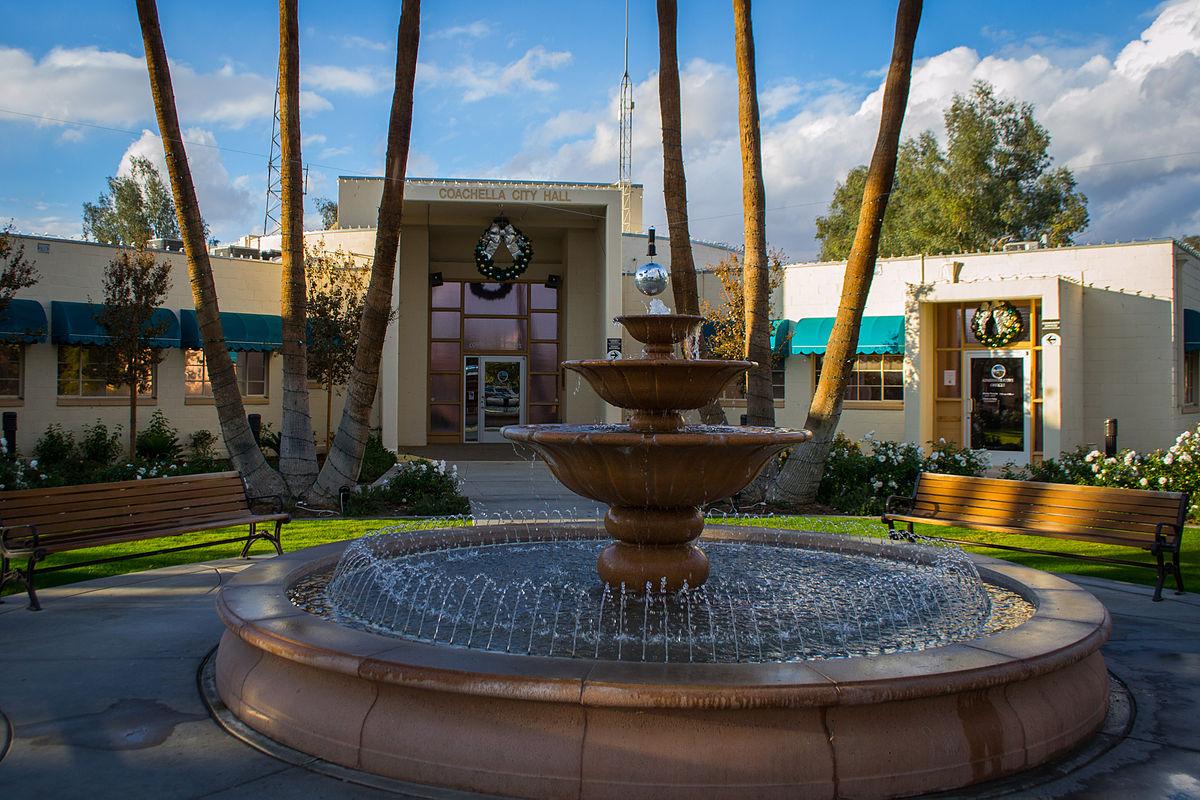 City Of Perris City Hall