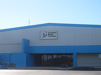Coastal Bend College - The Pleasanton - Atascosa County - campus of Coastal Bend College