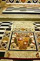 Coat of arms - Cappela dei Balzo - Santa Chiara - Naples - Italy 2015.JPG