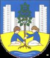 Wappen des Bezirks Hohenschönhausen ab 1987