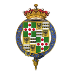 Coat of arms of Richard Grenville-Temple, 2nd Earl Temple, KG, PC.png