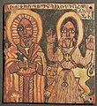 Colección Miguel Gallés Icono etíope colgante (I), puerta, XVII, 8.5x7.5 cm.jpg