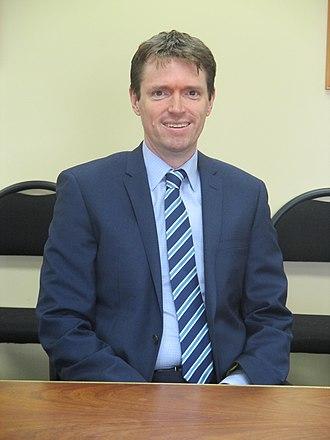 2010 Auckland mayoral election - Image: Colin Craig