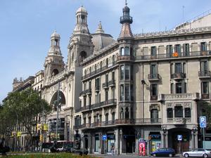Coliseum (Barcelona) - Coliseum.