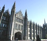 Marischal College, University of Aberdeen