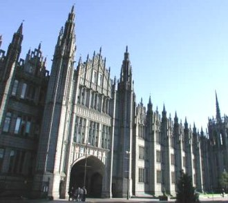 Demography of the United Kingdom - Marischal College, University of Aberdeen