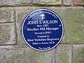 Collingham Remembers 2017 plaque, Collingham, West Yorkshire (20th February 2021) 004.jpg