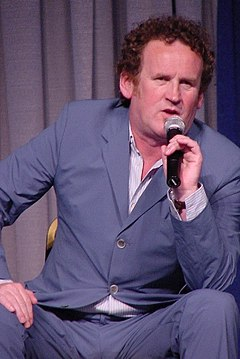 Colm Meaney, 2007.