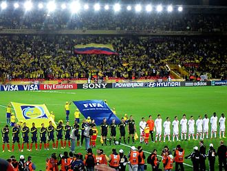 Colombia national under-20 football team - 2011 FIFA U-20 World Cup, Round of 16 (Colombia vs Costa Rica)