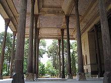 portiques bois