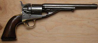 Colt M1861 Navy - Colt Navy 1861 Conversion