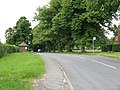 Colwall Green - toward the village green - geograph.org.uk - 845467.jpg