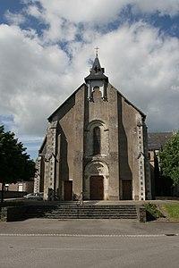 Combrée - Église de la Sainte-Famille 01.JPG