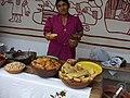 Comida en el Museo Tumbas Reales 2.jpg