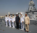 Commissioning of INS Kochi (03).jpg