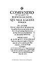 Compendio de la arte de navegacion 1717 Cedillo 01.jpg