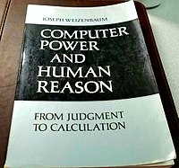 Computer Power and Human Reason cover