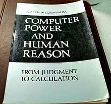 Computer Power and Human Reason by Joseph Weizenbaum.jpg