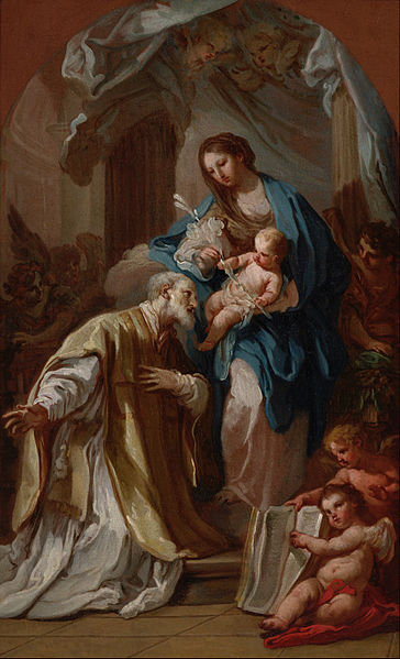 File:Conca, Sebastiano - The Madonna Appearing to St. Philip Neri - Google Art Project.jpg