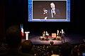 Conférence-débat de Jean-Yves Le Drian, ministre de la Défense, et John Chambers président du Conseil d'administration de Cisco Systems le Mardi 18 octobre 2016 à L'Ecole polytechnique (30306538032).jpg