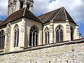 Conflans-Sainte-Honorine (78), église Saint-Maclou, parties orientales, vue depuis le sud-est 1.jpg
