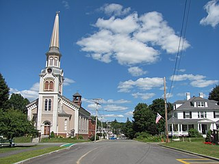 Brookfield Common Historic District United States historic place