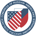 Congress of Russian Americans logo.png
