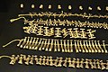 Conjunto de collares de oro. Cultura Quimbaya Arqueológica. 250-430 d. C. Museo de América.jpg