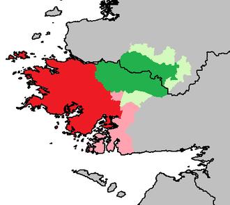 Connemara - Image: Connemara and Joyce country